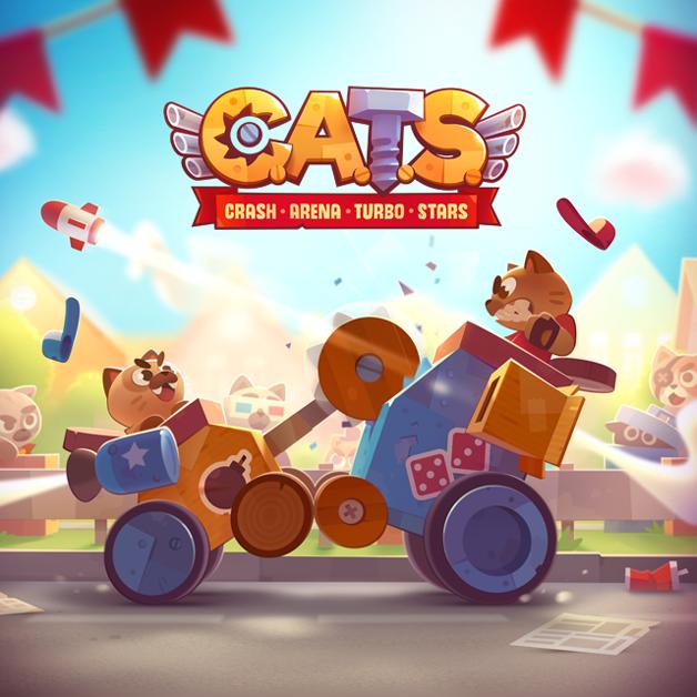 CATS , Play CATS , Crash Arena Turbo Stars on Poki