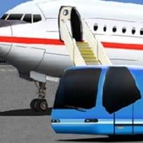 Cursa spre Aeroport