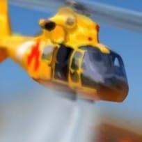 Feuer Helikopter