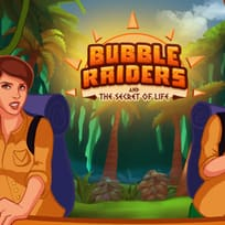 Bubble Raiders: The Sun Temple & No Turning Back Now