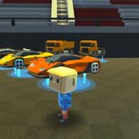 Kogama World Racing
