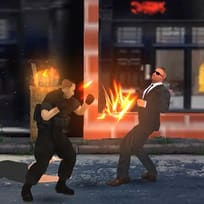 Streets of Anarchy: Fists of War