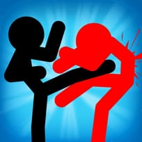 Stickman Fighter: Epic Battle