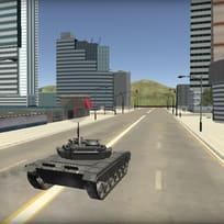 Cars Thief: Tank Edition