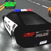 Super Policajná Naháňačka