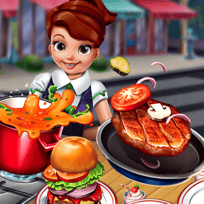 fast food cooking games free online