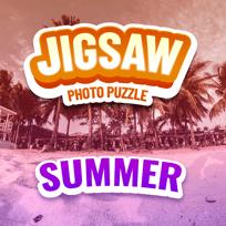 Jigsaw Photo Puzzle: Summer