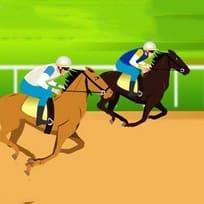 Corridas de Cavalo por Digitação