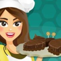 Cozinhando com Emma: Bolo de Chocolate Borboleta