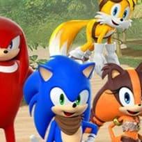 Sonic Boom Ligue e Esmague