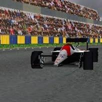 Kierowca Formuły 3D