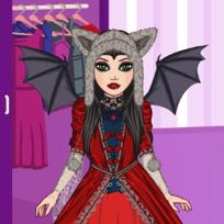 Poki Halloween Dress Up