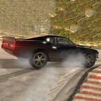 Burnout Drift