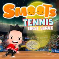 Smoots Tennis First Serve