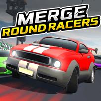 Merge Round Racers