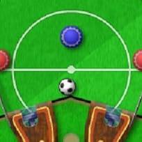 Fliper cu fotbal