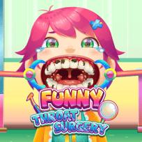 Funny Throat Surgery
