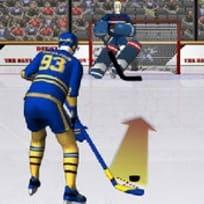 Hockey Torschießen