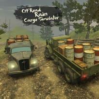 Off-Road Rain Cargo Simulator