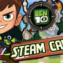 Ben 10: Steam Camp