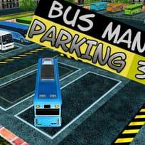 Bus Spiele 3d