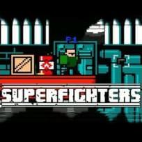 Súper Luchadores de 8 Bits