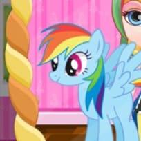 Mi Pequeño Pony Bebé