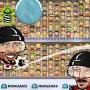 Puppet Ice Hockey Play Puppet Ice Hockey On Poki