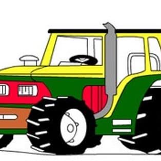 Traktor Boyama Traktor Boyama Oyna 1001oyun Da