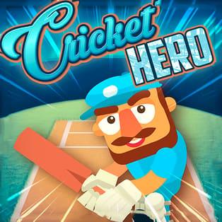Cricket Hero Play Cricket Hero On Poki