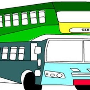 Otobus Boyama Otobus Boyama Oyna 1001oyun Da