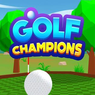 Golf Champions Play Golf Champions On Poki