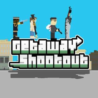 Getaway Shootout Play Getaway Shootout On Poki