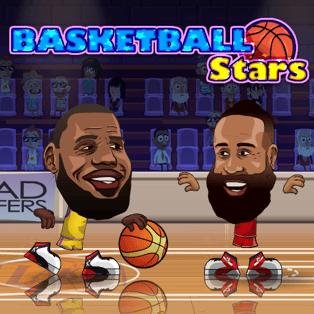 Basketball Stars Play Basketball Stars On Poki