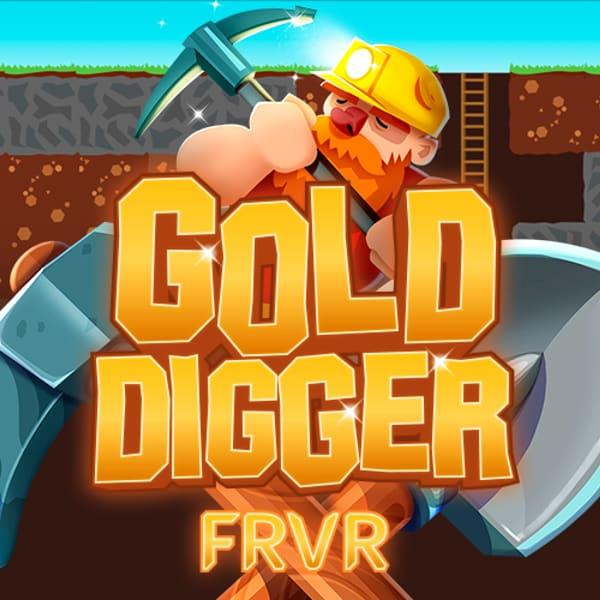Play Gold Digger Frvr On Poki