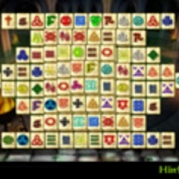 Keltisches Mahjong