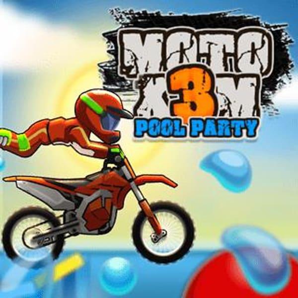 moto x3m pool party unblocked