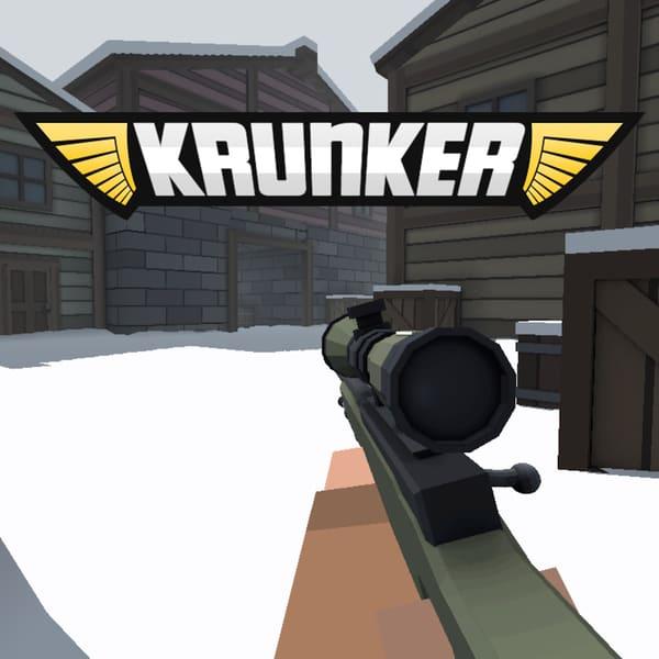 KRUNKER.IO - Krunker.Io を無料で楽しむ で Poki