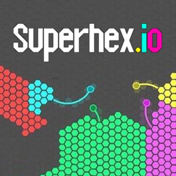 SUPERHEX.IO - Superhex.io を無料で楽しむ で Poki