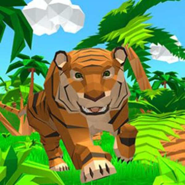 Tiger Simulator 3d Jogue Tiger Simulator 3d No Poki