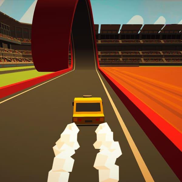 3d Arena Racing Play 3d Arena Racing On Poki