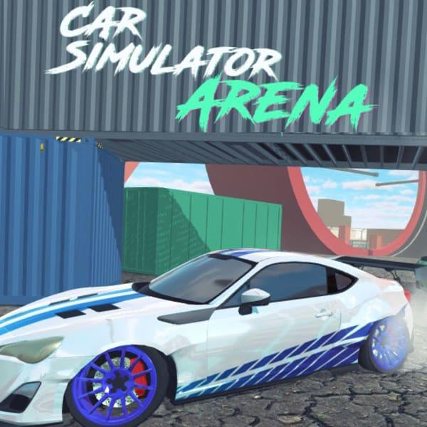 Car Simulator Arena Play Car Simulator Arena On Poki