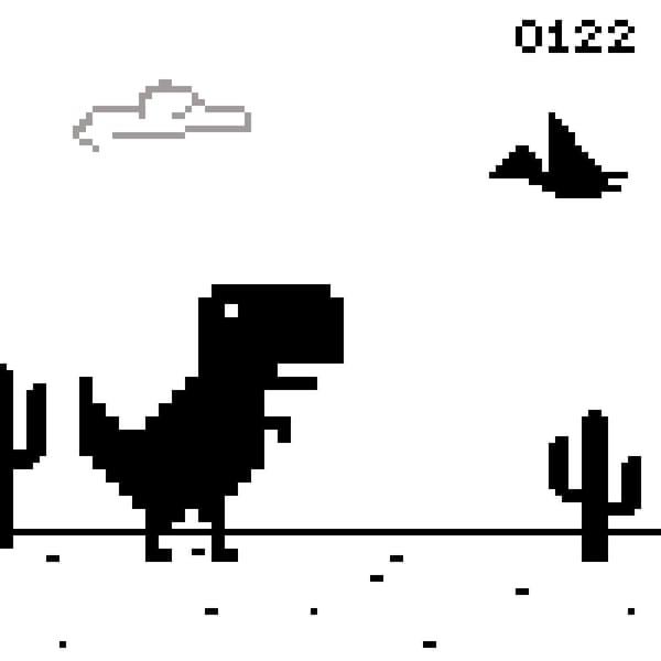 Dinosaur Game - Play on Poki