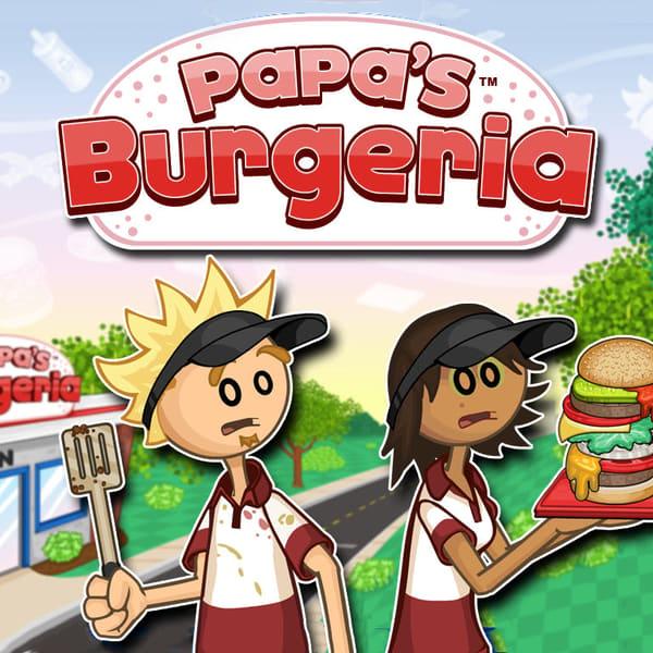 PAPA'S BURGERIA - Play Papa'S Burgeria on Poki