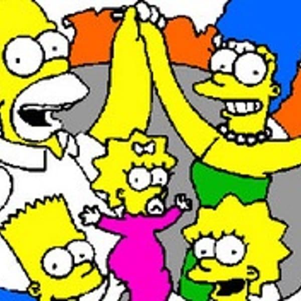 Colorindo Com Os Simpsons Jogue Colorindo Com Os Simpsons No Poki