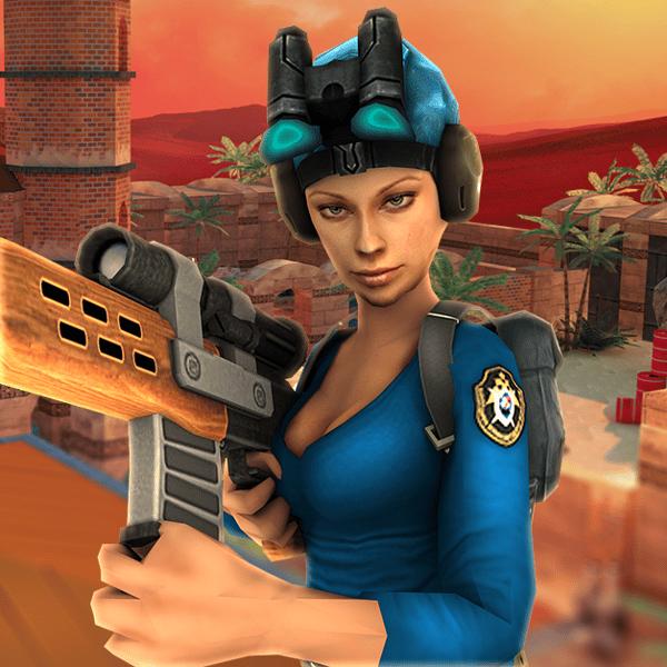 Pelaa Sniper Clash 3d Sovelluksessa 123Pelit