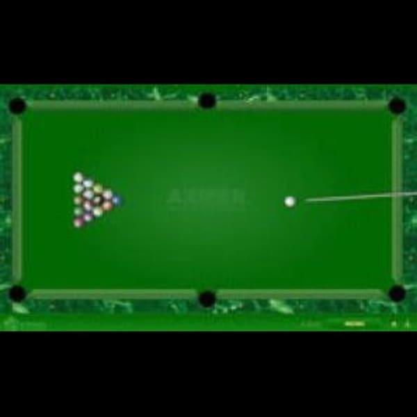 Billiards Pool Play Billiards Pool On Poki