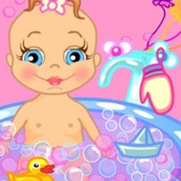 Baby Baden Spiele