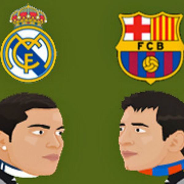 La Liga Football Heads Juega La Liga Football Heads En