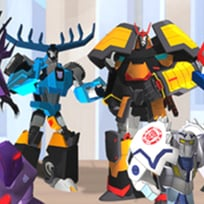 Transformers Faction Face-Off
